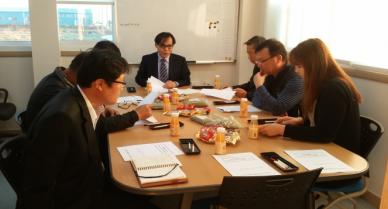2015, 군산시 녹색통곡물산업화사업단 컨설팅