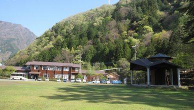 일본 아마나시현, 산골 오지마을의 변신